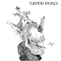 Buck Paco/Bardo Pond split 12″ EP (front cover)
