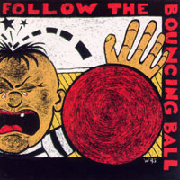 various artists — Follow the Bouncing Ball (front cover)