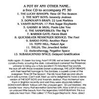 various artists — A Pot By Any Other Name... (CD cover)